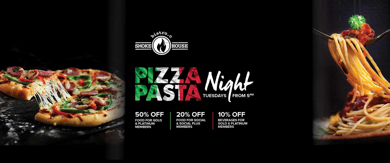 Slide Pizza Night