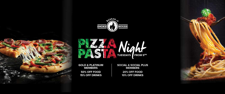 Pizza Night Slide