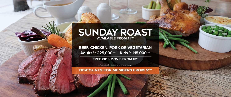Sunday Roast Slide